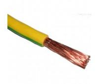 провод ПВ3*16.0 (ПУГВ) желто-зеленый