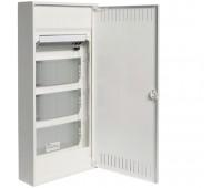 Щит наружный Multimedia, глухая дверца (640х305х96,5), Class II, IP 30// Hager - Volta (Метал/пластик - Белый)