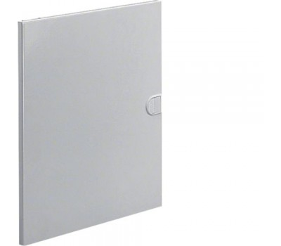 Дверь глухая для щитка VA24B // Hager - Volta (Метал - Белый)