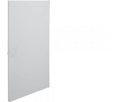 Дверь глухая для щитка VA36B // Hager - Volta (Метал - Белый)